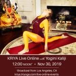 Yogaflow with Kaliji