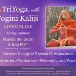 Breathe into Meditation with Kaliji
