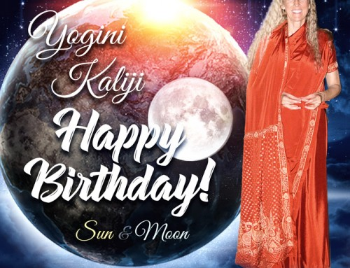 Happy Birthday Yogini Kaliji!