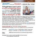 TriYoga with Angelika Online
