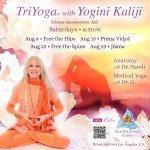 TriYoga with Kaliji • China