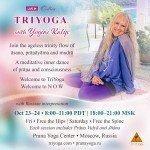 TriYoga • Online at Prana Yoga