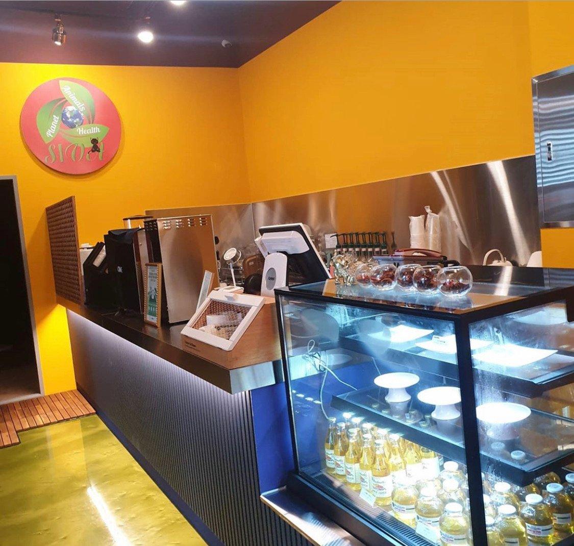 TYC Jeonju Cafe Siva