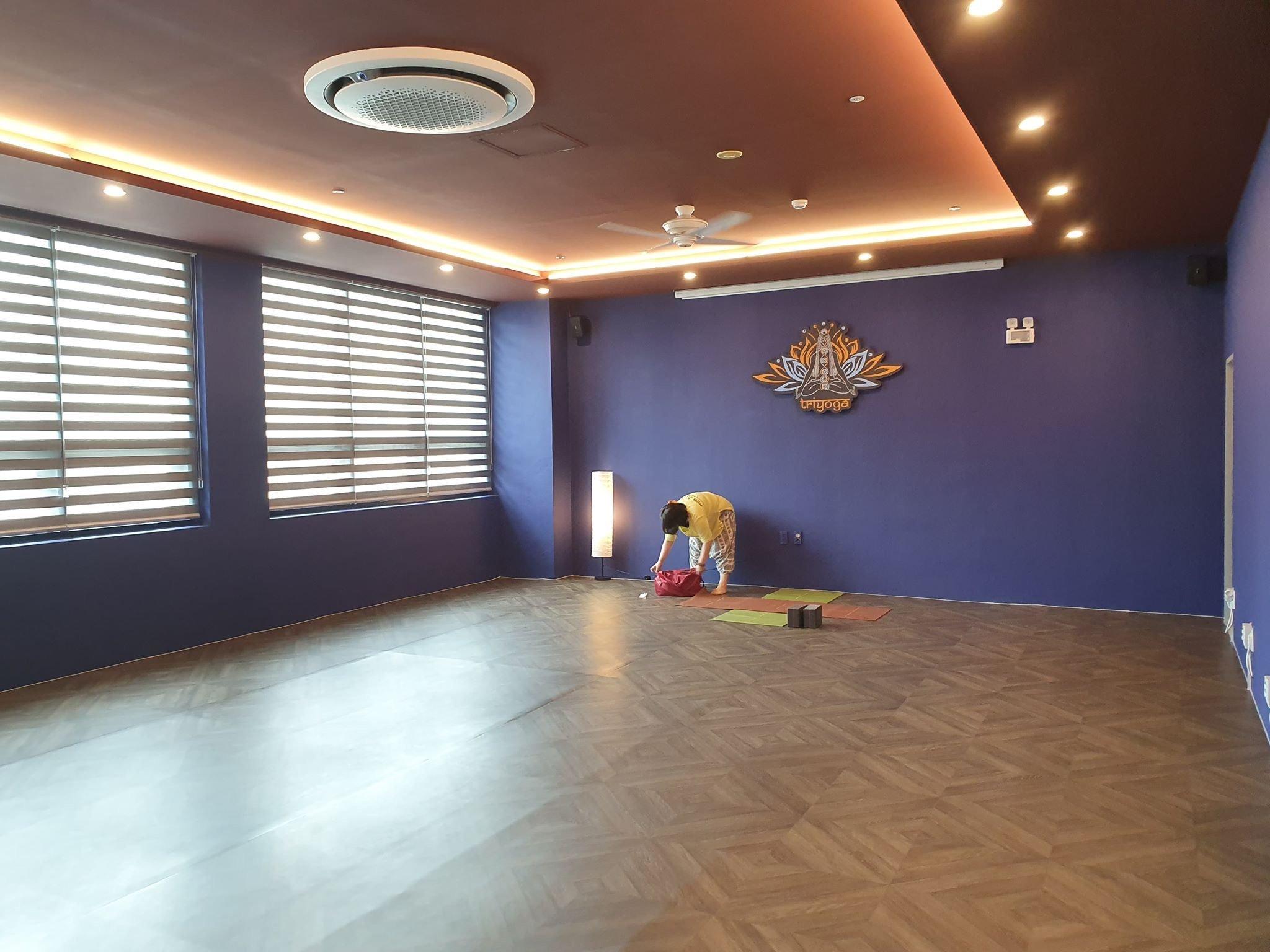 TYC Jeonju practice room