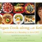 Vegan Cook-along with Kelli