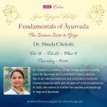 Fundamentals of Ayurveda