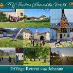 TriYoga Retreat with Johanna